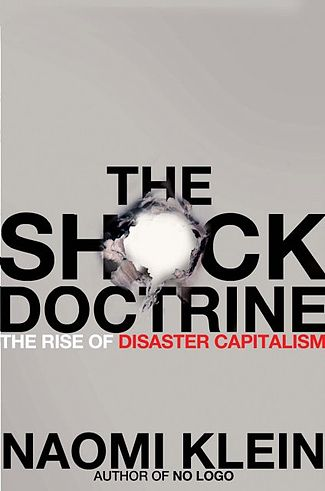 Shock doctrine and crisis capitalism