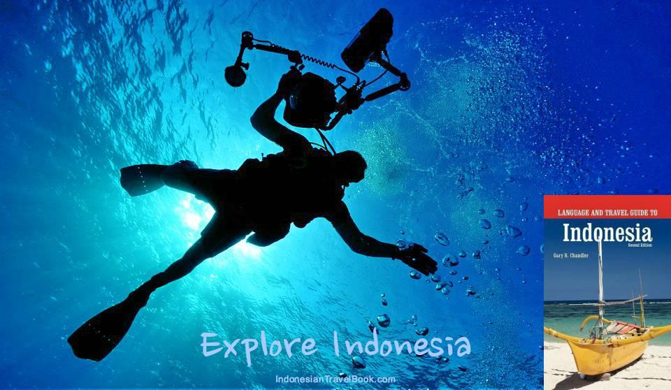 Indonesia scuba dive