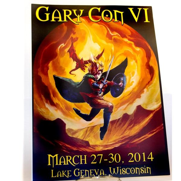 Cary Con VI Poster