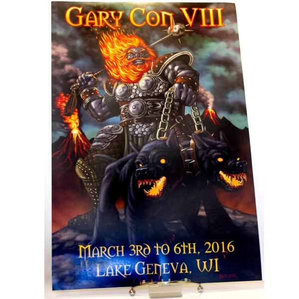Gary Con VIII Poster