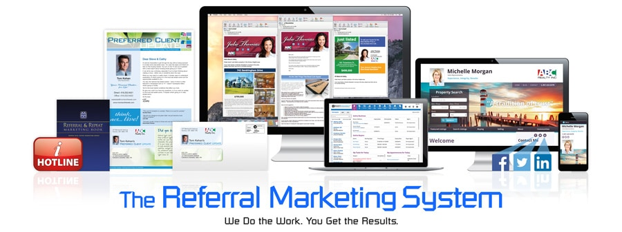 Referral Marketing System