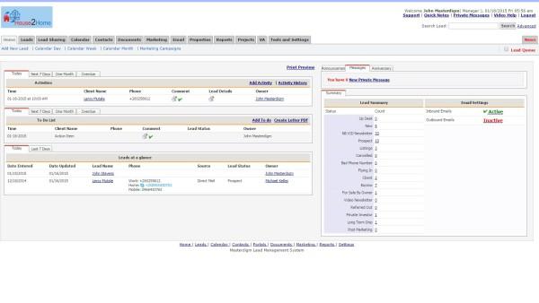Masterdigm Home Page