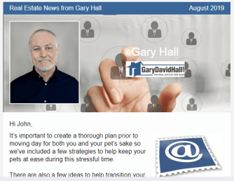 Real Estate Machine Newsletter Live