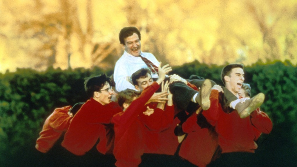 Bungee-Jumping to Eternity: The Existential Angst of Dead Poets Society