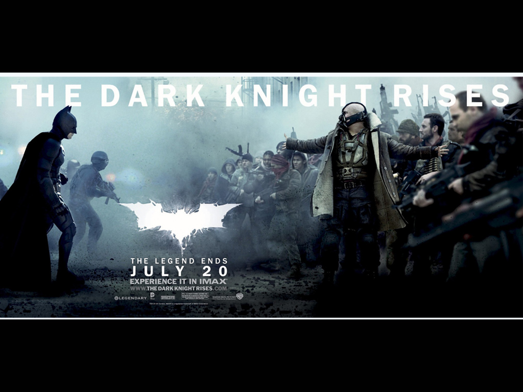 The Poetry of Batman: This is how The Dark Knight Rises, by Mike Friesen