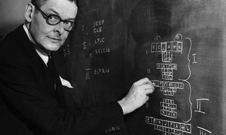 T. S. Eliot on Idea Incubation, Inhibition, and the Mystical Quality of Creativity + a Rare Recording