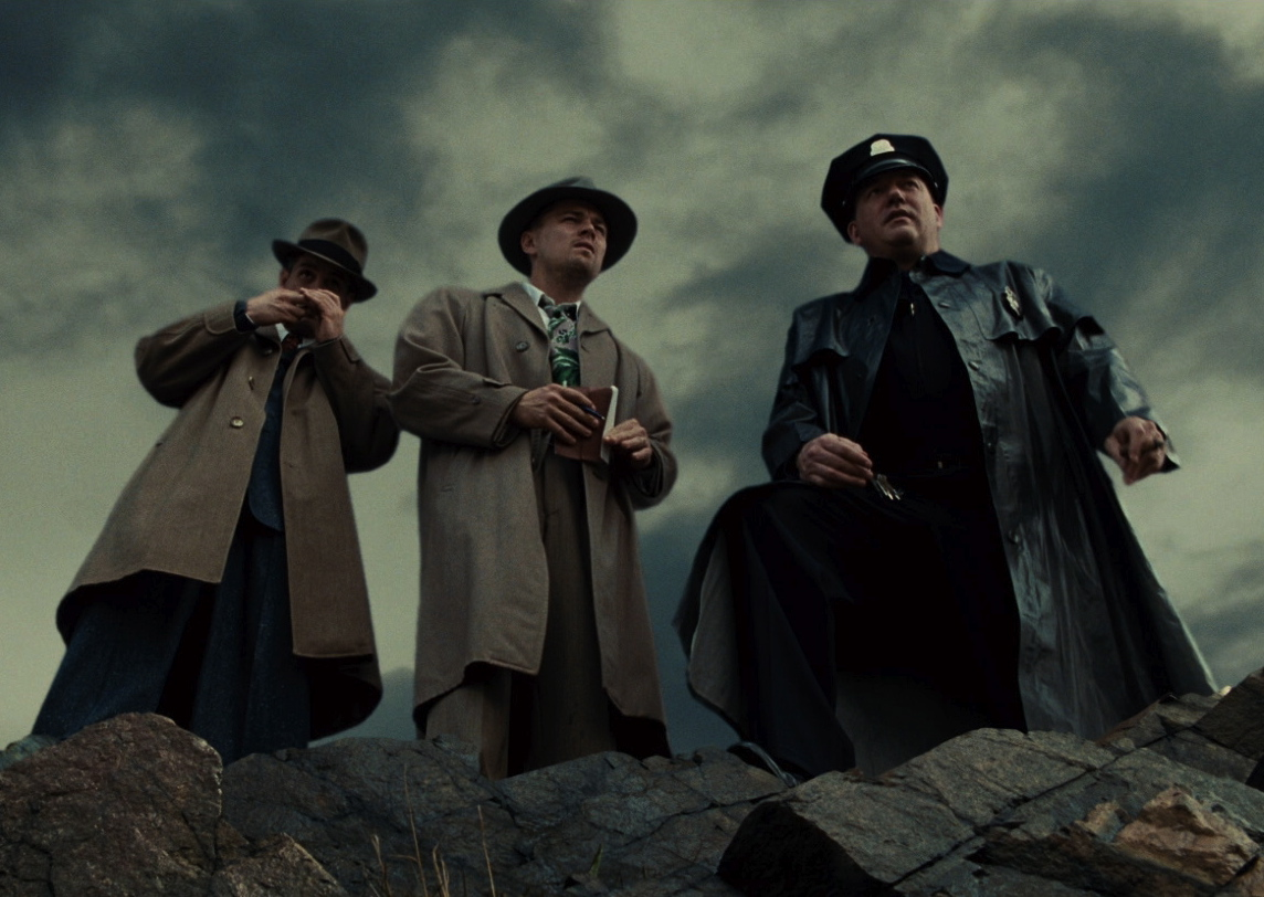 the shutter island and insomnia film studies essay Film analysis: shutter island  shutter island is a film that becomes deeper on repeat viewings and seeing it a second time a lot of the subtleties of the.