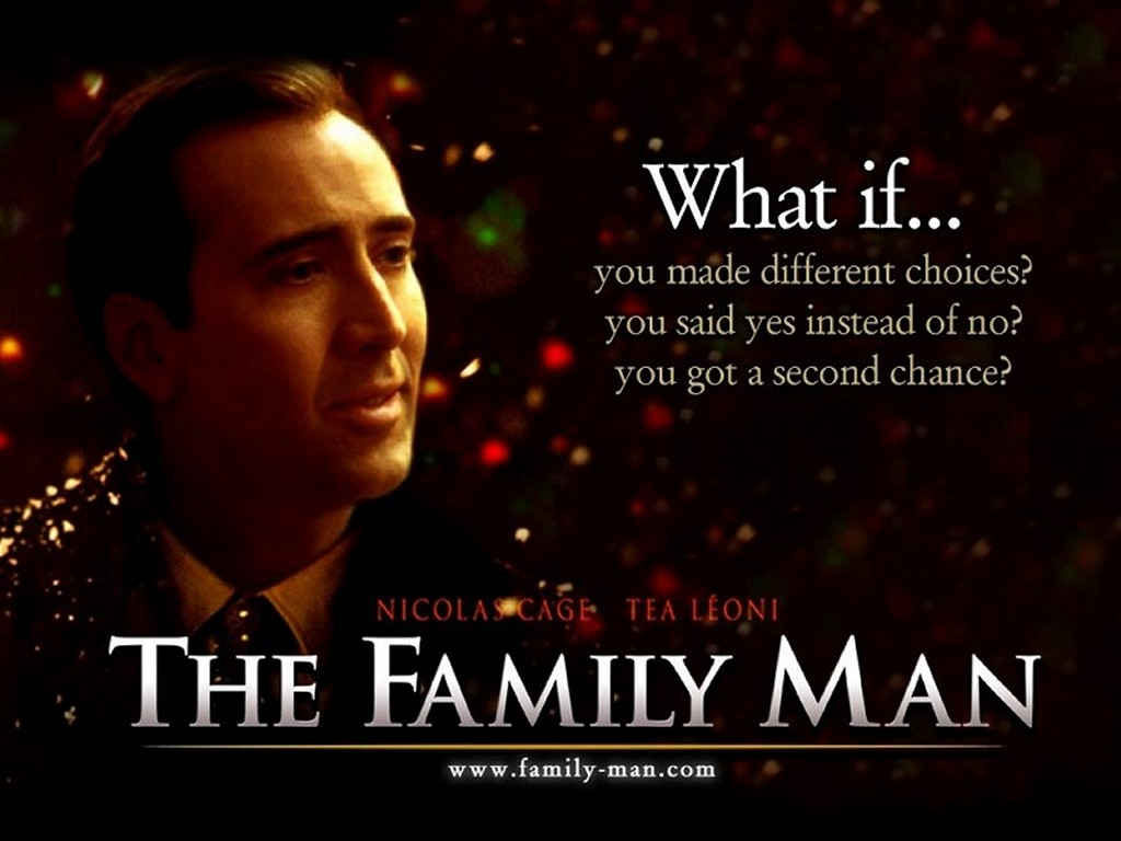Family Man (2000) - 'Are You an Alien?' Clip - 30 Favorite Christmas Movies