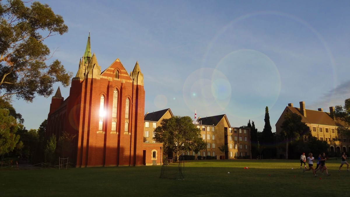 The College Chapel:  Puritan Relic or Campus Hot Spot?