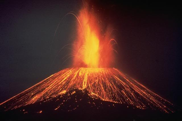 The Volcano in Your Backyard: The Micro-Worldview of a Honeymoon from Hell