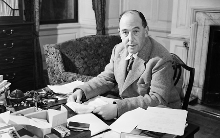 C.S. Lewis on Suffering and Free Will, by Maria Popova