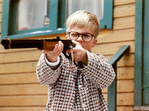 A Christmas Story ( ) somehow manages to hit the mark with holiday perfection