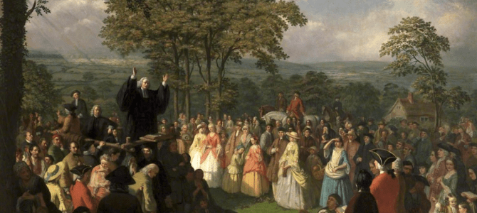 The First Great Awakening: From British Revival to American Revolution