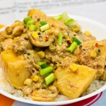 Slow cooked delicious peppery chicken curry Gary Lum