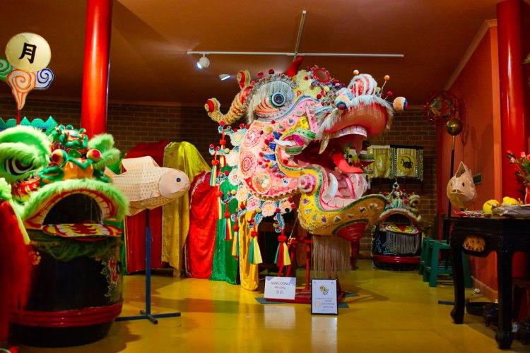 Golden Dragon Museum, Bendigo Gary Lum