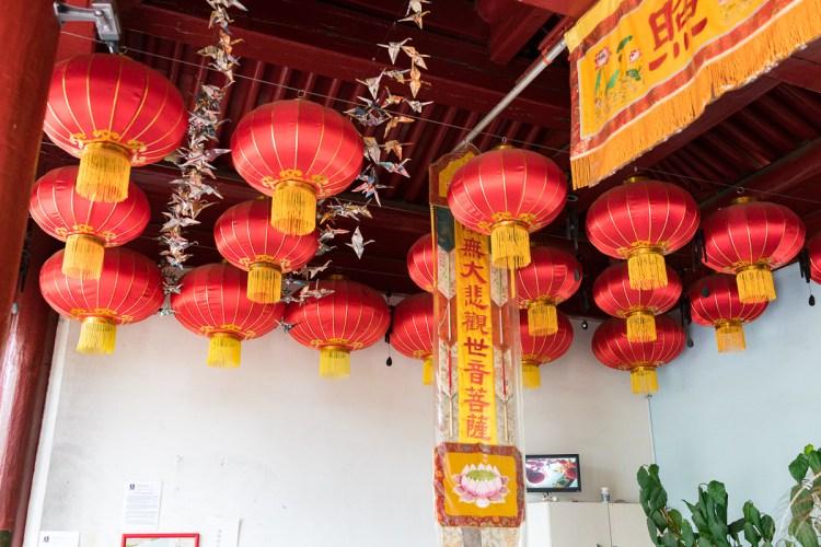 Temple, Golden Dragon Museum, Bendigo Gary Lum