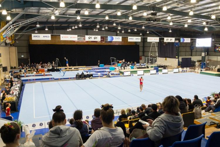National Clubs Gymnastics Carnival 2017 Gary Lum