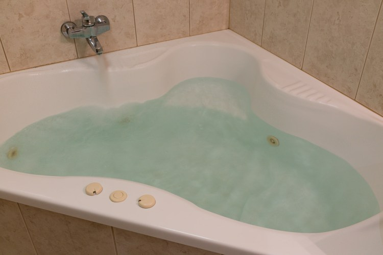 Spa bath Comfort Inn Julie-Anna, Bendigo Gary Lum