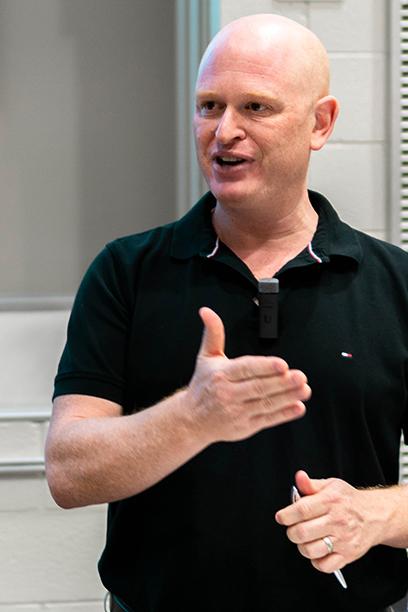 Gary Eckstein
