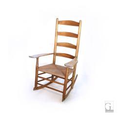 Newport Rocking Chair Herman Miller Repair Parts Vintage Wood 29 X 30 44h  900 Gary