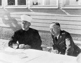 Mufti of Jerusalem and Reichsfuhrer Himmler