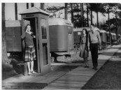 With the great influx of students after World War II, Emory turned to creative temporary housing solutions.