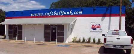 Softball Junk Store