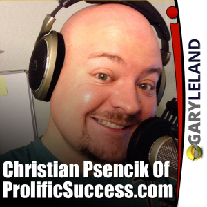 Interview with Christian Psencik