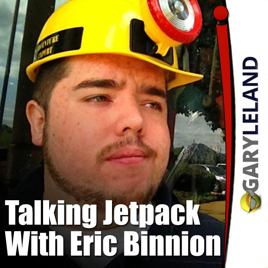 Gary Leland Show Jetpack Eric Binnion