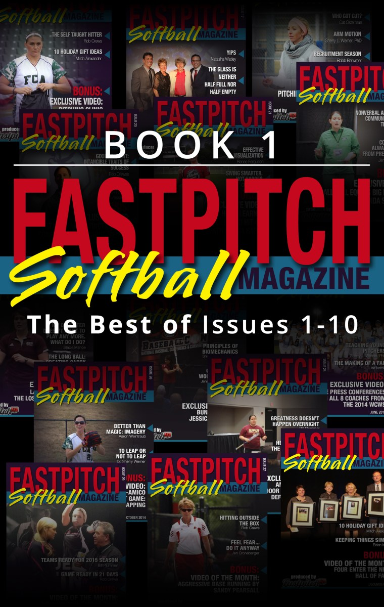best of fastpitch softball magazine_book 1