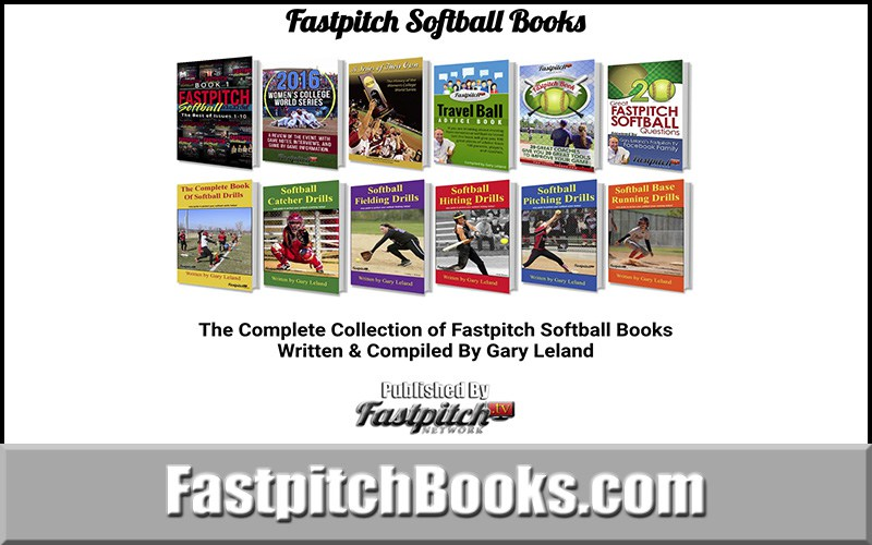 fastpitch softball books all in one place