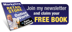 join newsletter, claim book