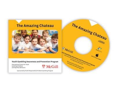 The Amazing Chateau – Education Tool – Interactive Game