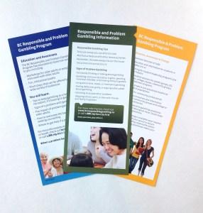 Rack Cards | Program Services