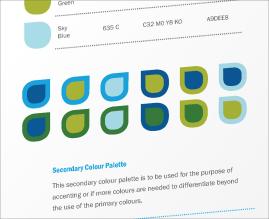 MPA Network   Colour Palette