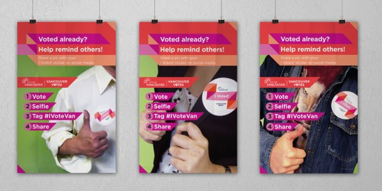 """I Voted"" 