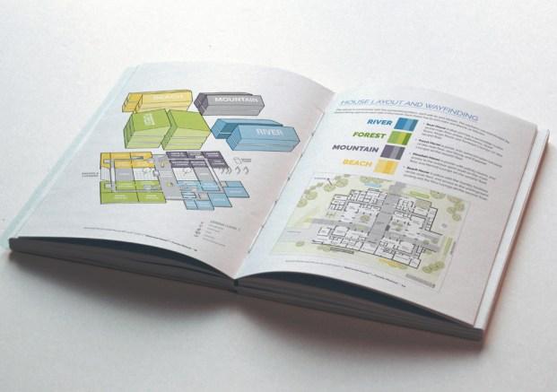 Ronald McDonald House BC | Guest Room Manual | Wayfinding Map
