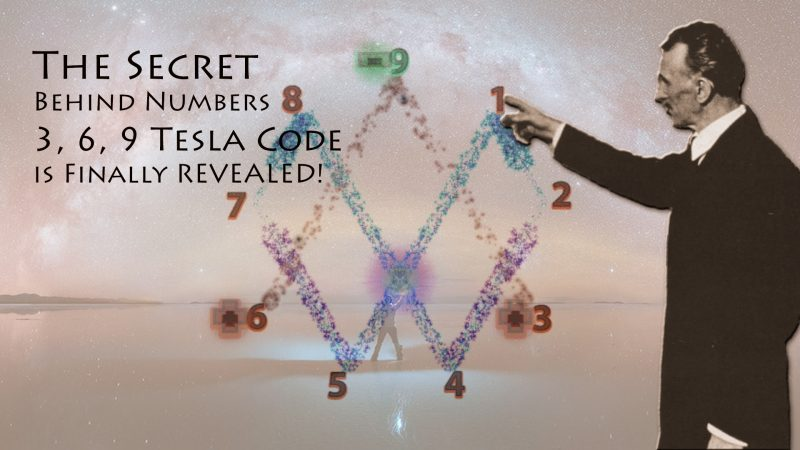 The Secret Behind Numbers 369 Tesla Code Is Finally REVEALED! (Extended)
