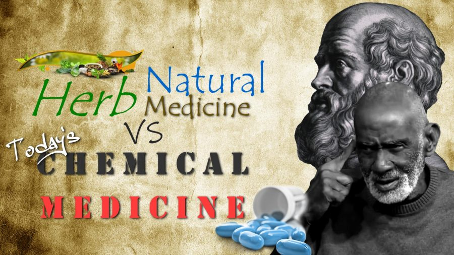 Natural Herb Medicine vs Today's Chemical Medicine