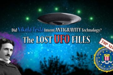 Did Nikola Tesla Invent ANTIGRAVITY Technology, The LOST UFO FILES
