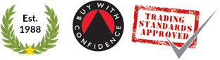 Buy with confidence from Gary Simes