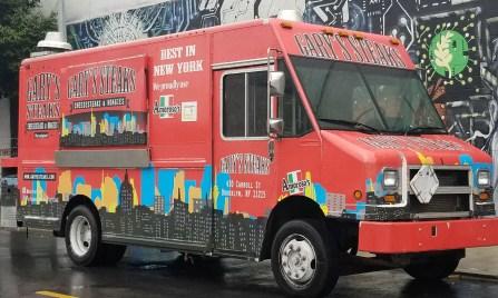 Garys Steaks Food Truck Rental