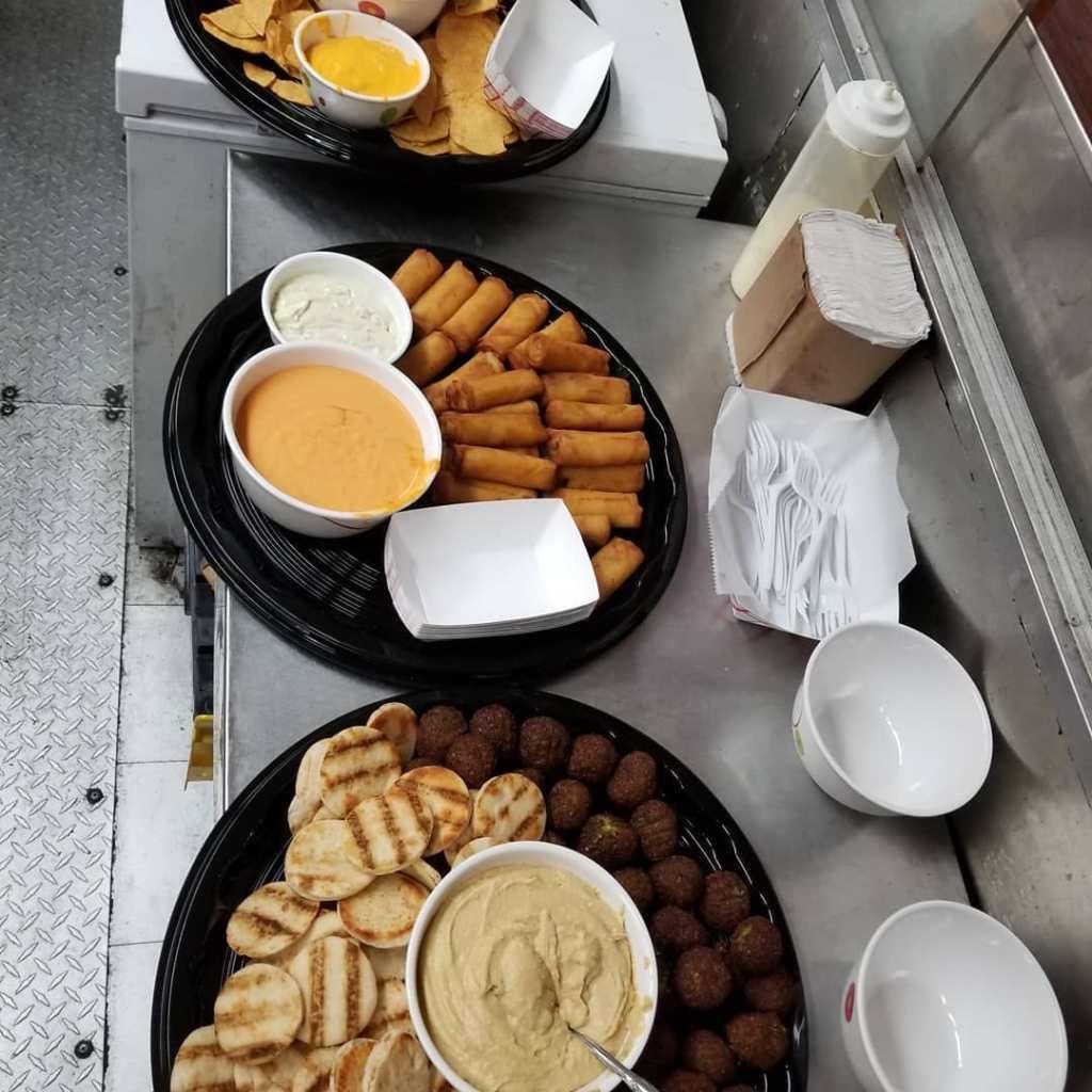 Garyssteaks Food Truck Rental Parties AT ROYAL PALMS NYC