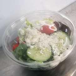Garyssteaks food truck Catering - CBS The good fight Show Salad