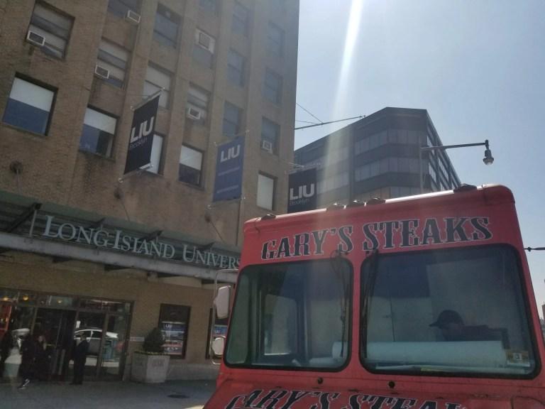 Desert Stop Food Truck Rental – Long Island University Open House College