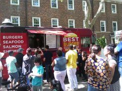 Best Burger Food - Truck Catering in long island