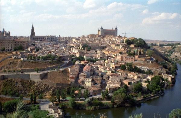 El Greco View of Toledo Spain