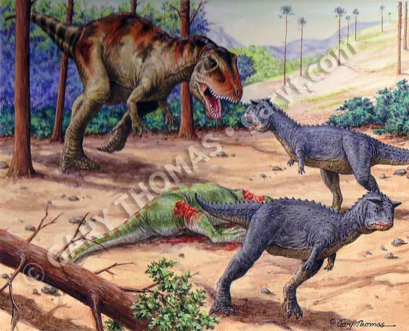 Gigantosaurus_Carnotaurus