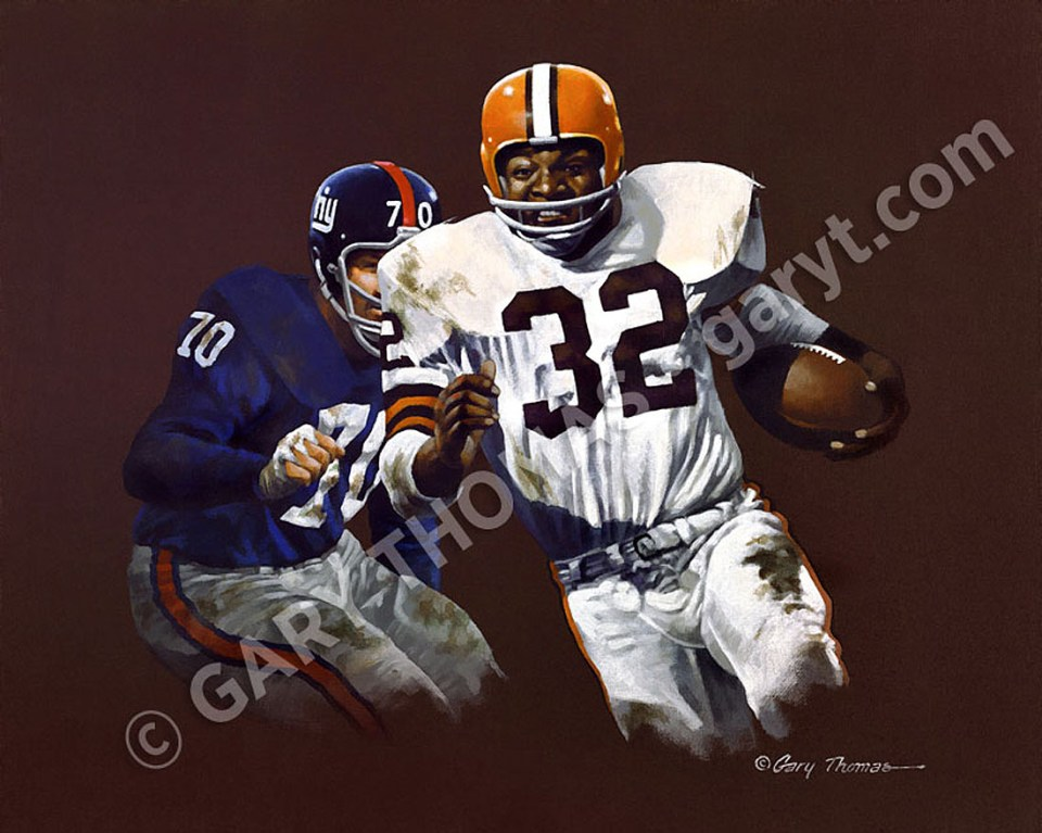 Jim Brown ny2w