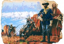 Buffalo Soldiers of the 10th Cavalry